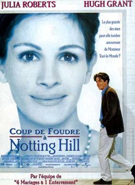 Coup de foudre à Notting Hill de Roger Michell - LA PLUME ...