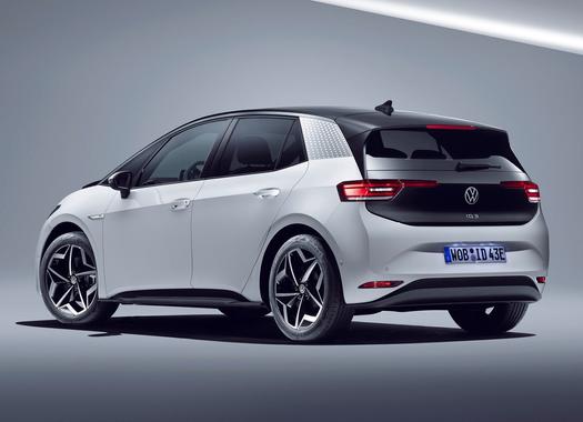 Volkswagen Id3 45 kWh afmetingen, gewicht en andere ...