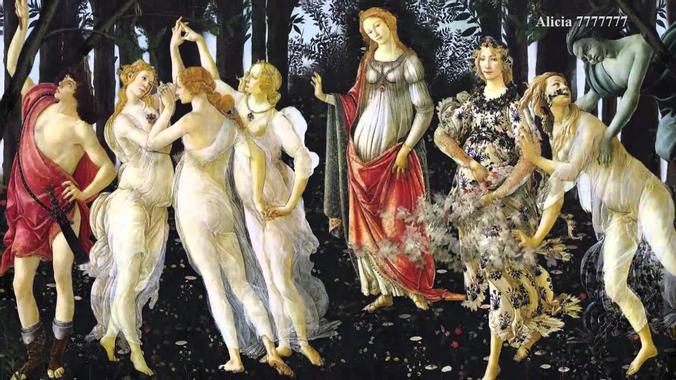 Primavera: Primavera By Botticelli