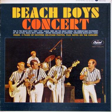 Beach Boys Concert — Википедия