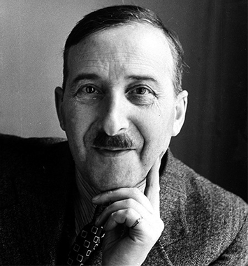Portrait of the Author as a Historian: Stefan Zweig ...