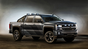 Download 2015 Chevrolet Silverado Concept Wallpaper