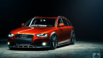 Download Audi Allroad Wallpaper