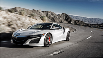Download Honda Acura Nsx 4k Wallpaper