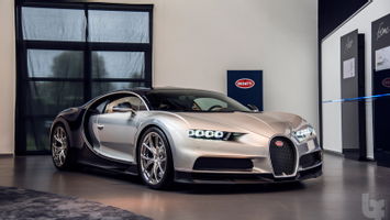 Download Bugatti Chiron Most Expensive Car Wallpaper