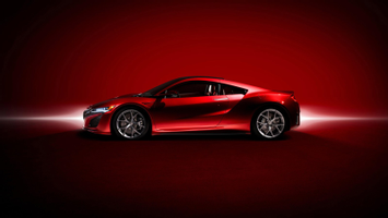 Download Acura Nsx 2017 Wallpaper
