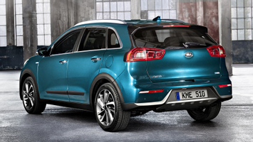 Download Kia Niro 2016 Wallpapers And Hd Images Car Pixel