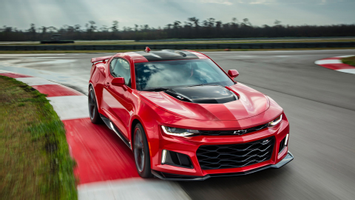 Download 2017 Chevrolet Camaro Zl1 Wallpaper