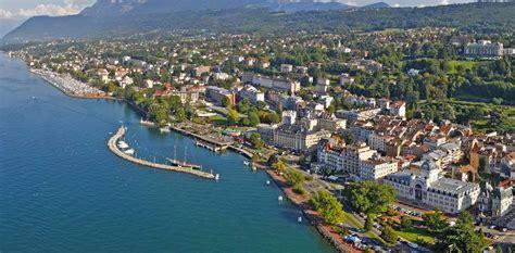 Evian les Bains • Voyages - Cartes