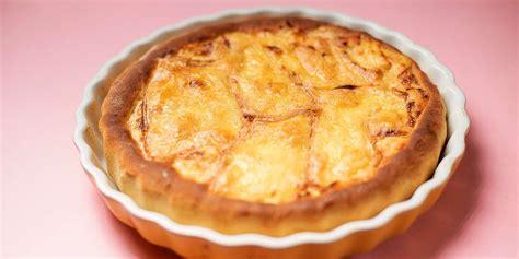 La tarte au maroilles : la recette de Marie-Laure Fréchet ...