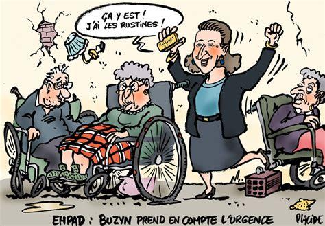 Humour - Grève dans les Ehpad : Buzyn lâche 50 millions d ...