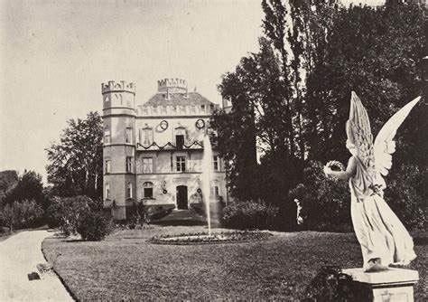 Le château de Berg, refuge de Louis II de Bavière ...