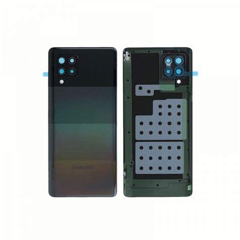 Vitre arrière Samsung Galaxy A42 5G noir