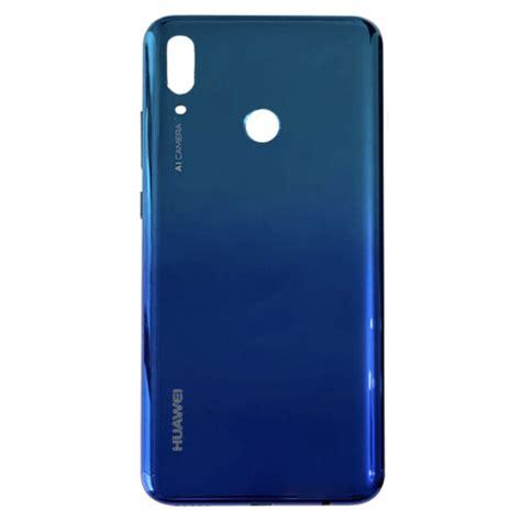 Huawei vitre arrière P Smart 2020 bleu