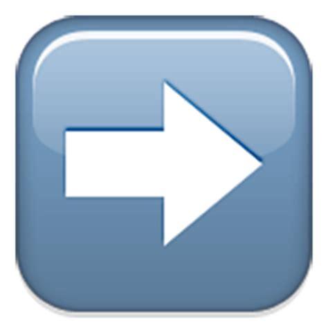 Black Rightwards Arrow | ID#: 914 | Emoji.co.uk