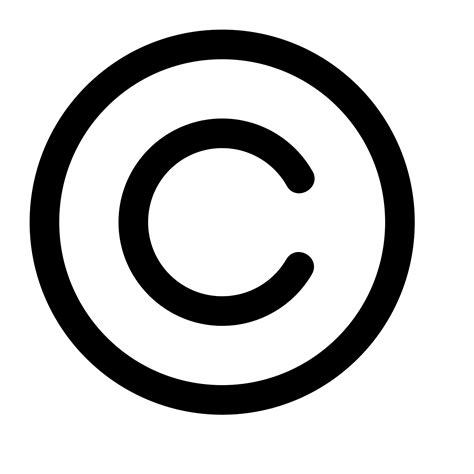 Copyright Icon - Free Download at Icons8