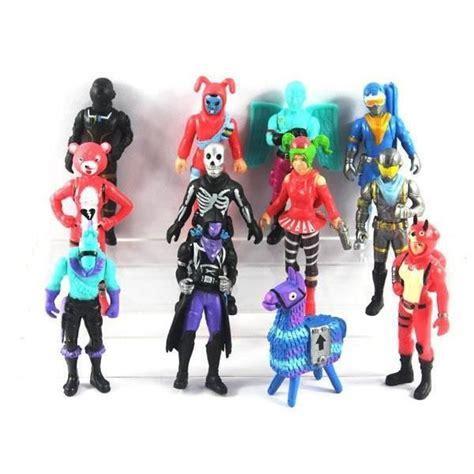 Lot de 12 figurines Fortnite