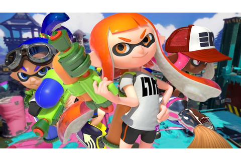 SPLATOON 2 - Testando o Game no Nintendo Switch! (Global ...