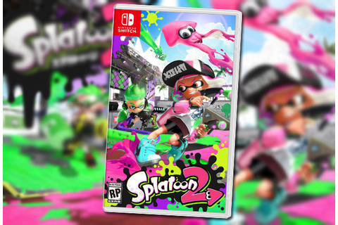 Nintendo Switch wants to sell you this worthless Splatoon ...