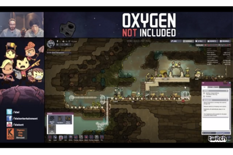 Oxygen Not Included on Steam