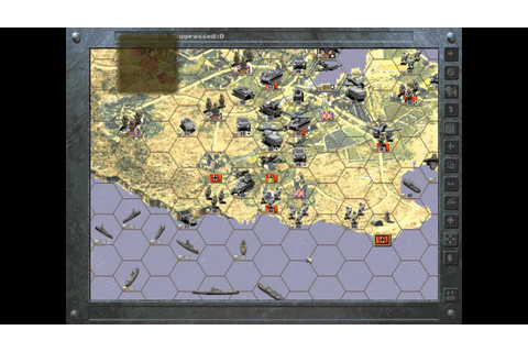 Let's play Panzer General II, p9, Invasion of Malta - YouTube