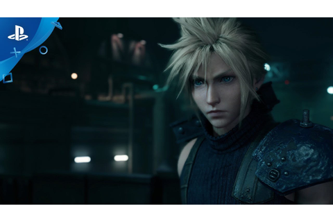 Final Fantasy VII Remake - The Game Awards 2019 Trailer ...