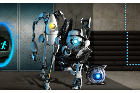 Portal 2 Game Wallpapers | HD Wallpapers | ID #9679
