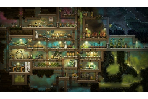Oxygen Not Included torrent download v291640 (upd.30.10 ...