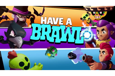 Brawl Stars Game Trailer | Supercell New game Trailer ...