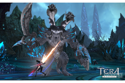 TERA goes free-to-play in Europe as TERA: Rising - VG247