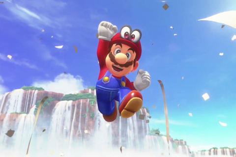 Super Mario Odyssey is the fastest-selling Mario game in ...