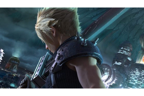 Final Fantasy VII Remake Key Art Revealed - IGN