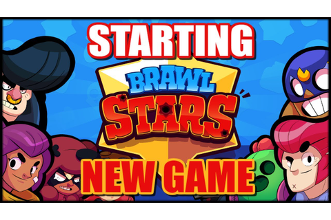 How to Start Brawl Stars - NEW GAME 2017 - Tutorial and ...