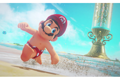 What To Make Of That Perfect 'Super Mario Odyssey' Review ...