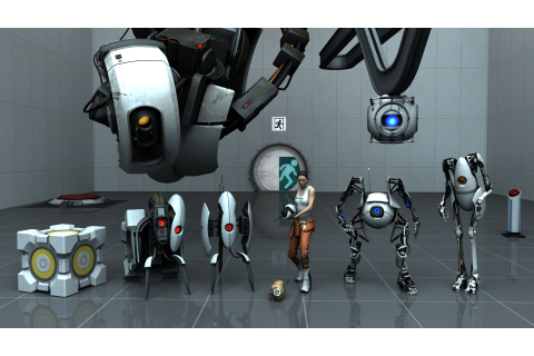 Portal 2 Game Wallpapers | Best Wallpapers