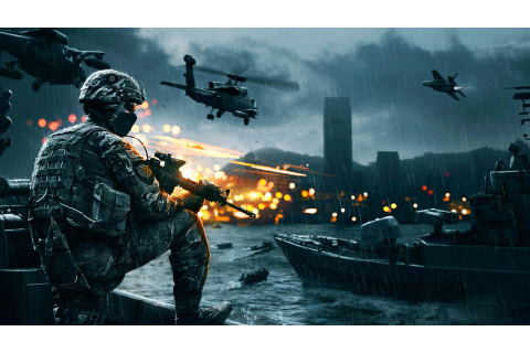 Battlefield 4, HD Games, 4k Wallpapers, Images ...