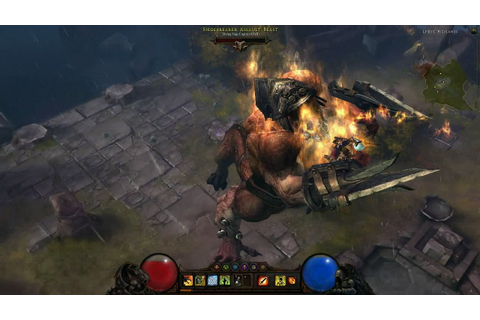 Video Games: Diablo 3