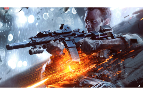 Battlefield 4 Pc Game, HD Games, 4k Wallpapers, Images ...