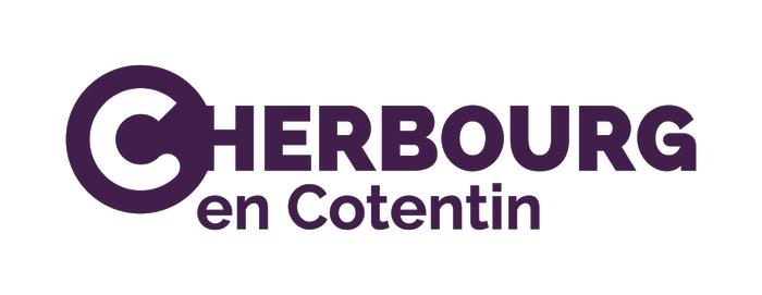 Les logos et la charte graphique de Cherbourg-en-Cotentin