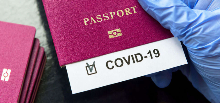 Viaggi, passaporto sanitario anti-Covid/ Test voli UK ...