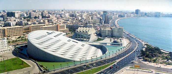 Bibliotheca Alexandrina - Resurrecting the Fabled Library ...
