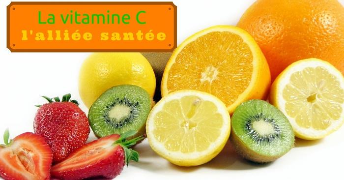 La vitamine C, l'alliée de votre santée