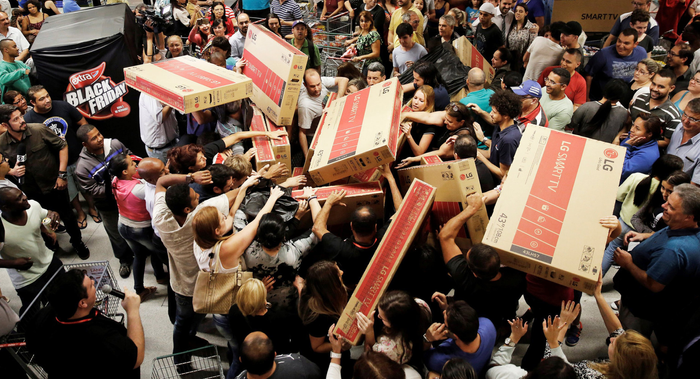 Black Friday Online Sales Hit New High After Shoppers Snag ...