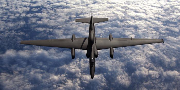 Declassfied Footage From U2 Spy Plane Released